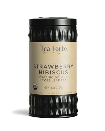 Strawberry Hibiscus Loose Tea Canister