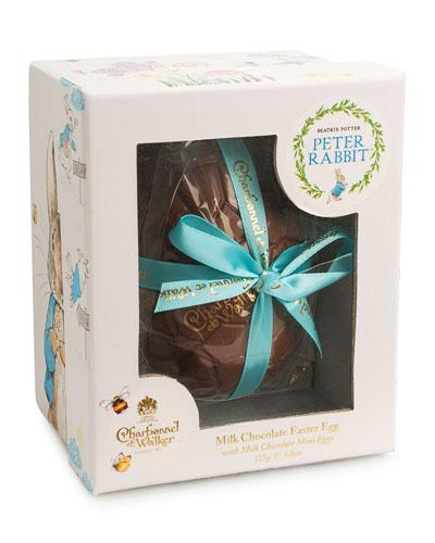 Peter Rabbit Milk Chocolate Easter Egg