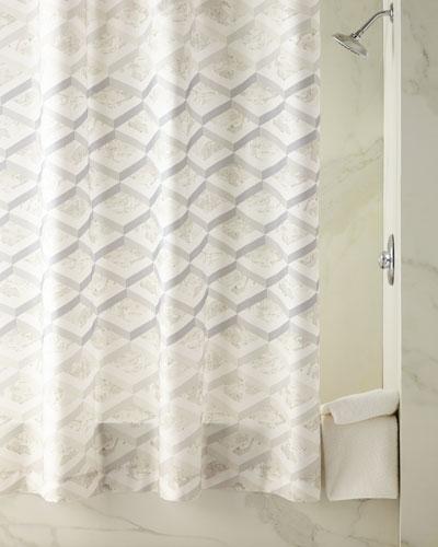 Jourdain Shower Curtain