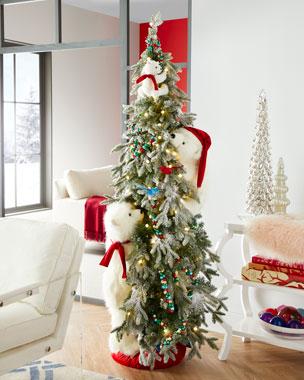 5cf107c9eb7b7 Christmas Decor at Neiman Marcus