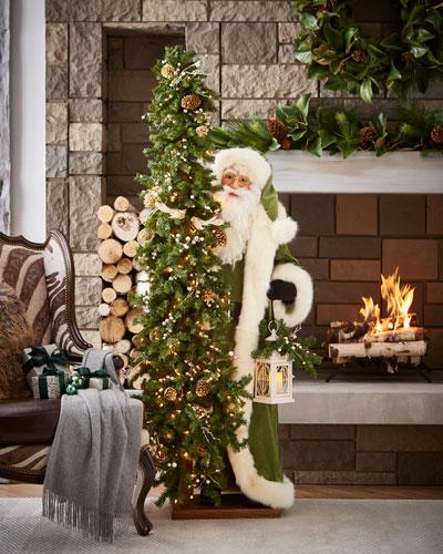 Holy Night Santa