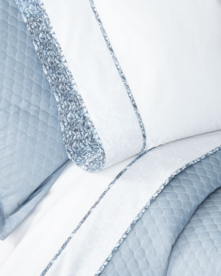 Home Treasures Clara Standard Pillowcases, Set of 2