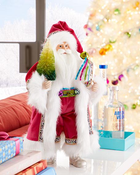 """Holiday Brights Santa, 18.5"""""""