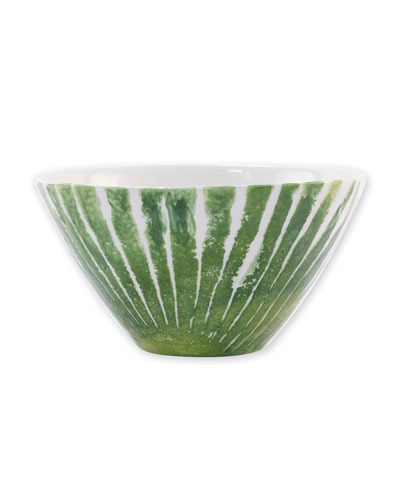 Into The Jungle Palm Leaf Cereal Bowl