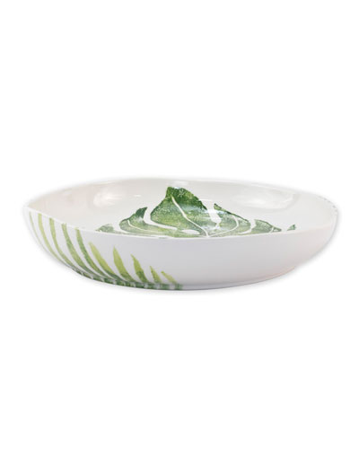Into the Jungle Shallow Bowl