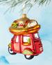 Taco Car Ornament