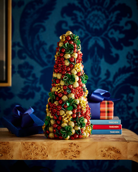 "Salzburg Creations 12"" Majestic Holiday Tree"