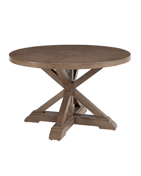 Summer Creek Outdoor Round Dining Table