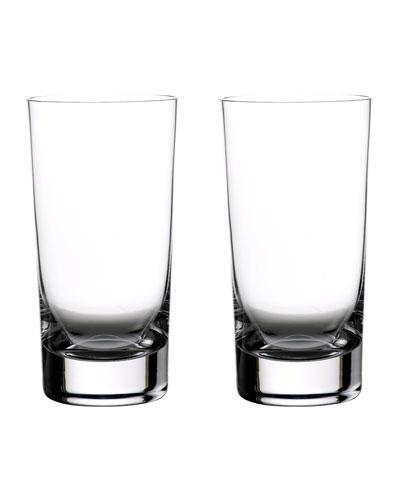 Elegance Highball Glasses, Set of 2