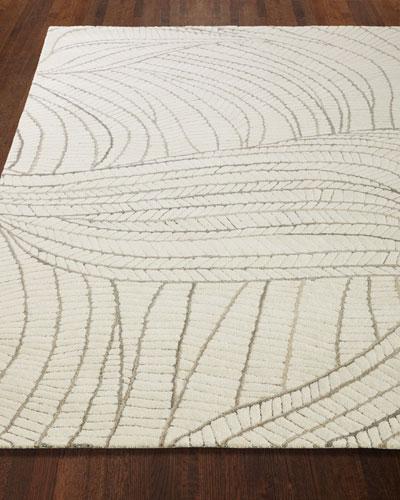 Ridges Hand-Tufted Rug  8' x 10'