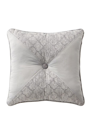Waterford Aidan Tufted Square Pillow