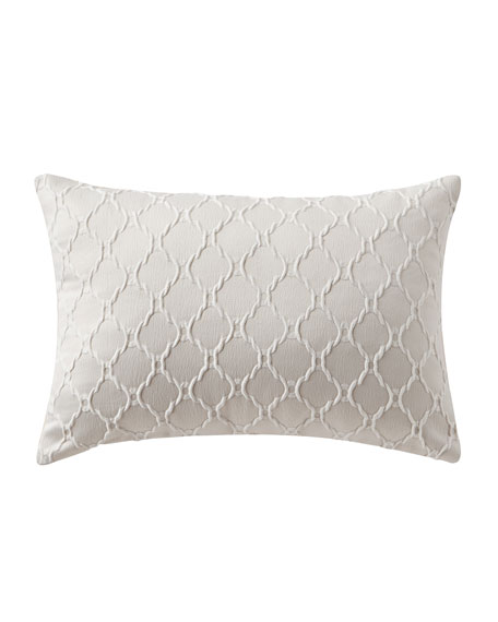 Waterford Belissa Quilted Lumbar Pillow