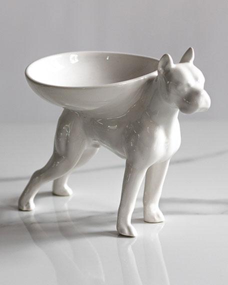 Rialheim Bruno Bowl, White
