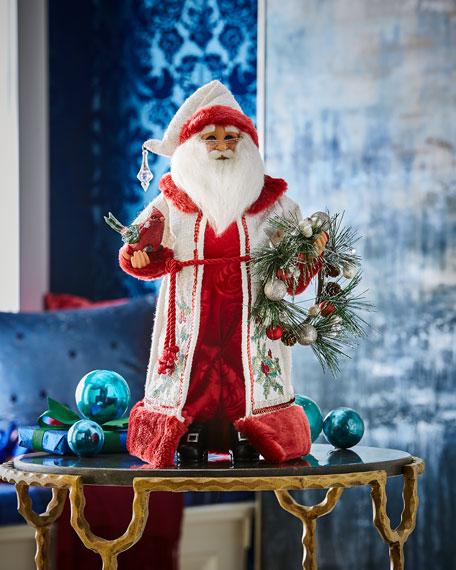 Karen Didion Originals Winter Serenity Santa