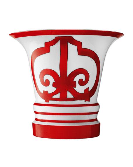 Hermès Balcon du Guadalquivir Large Vase