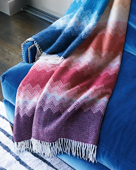 Missoni Walt Throw