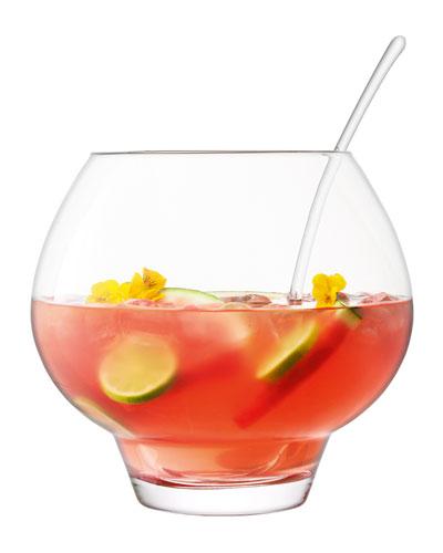 Rum Punchbowl & Ladle
