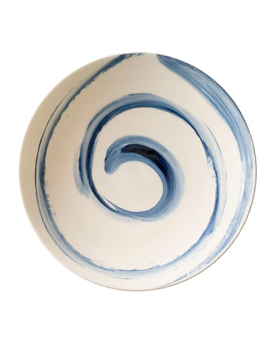 Brushstroke Pasta Plate