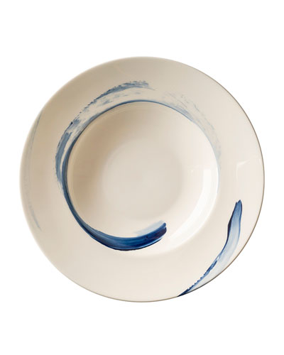 Brushstroke Large Pasta Bowl
