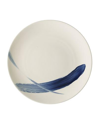 Brushstroke Large Round Platter