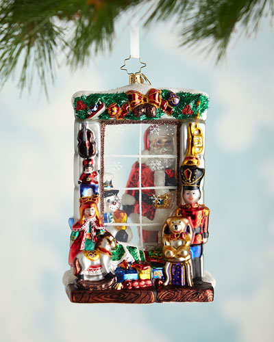 Window Full of Magic Ornament