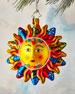 Christopher Radko Blazing Sun Ornament