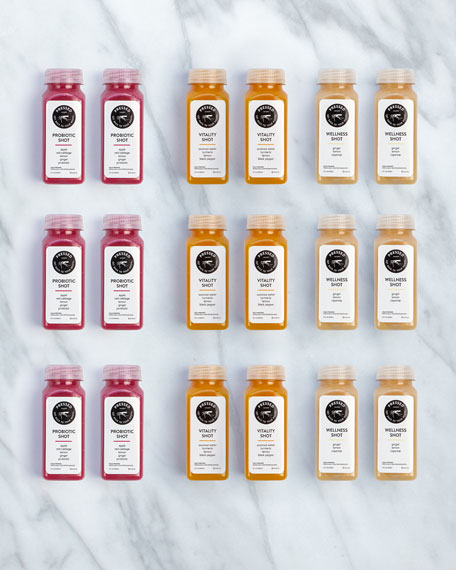 Pressed Juicery 18 Shots Pack