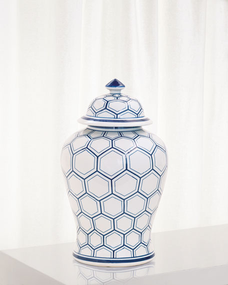 Port 68 Kenilworth Jar, Blue
