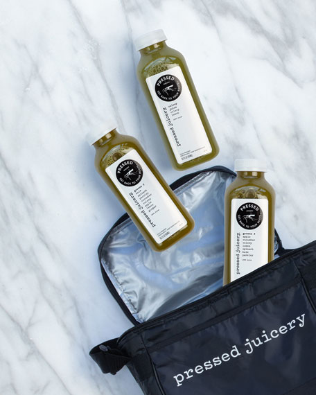 Pressed Juicery Greens Bundle