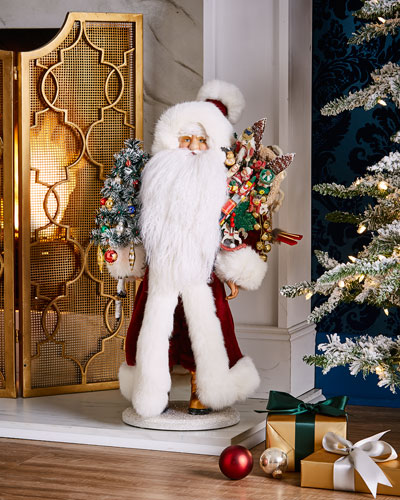 Father Frost Figure