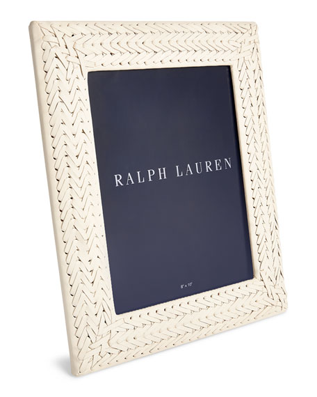 "Ralph Lauren Home Adrienne Picture Frame, 5"" x 7"""