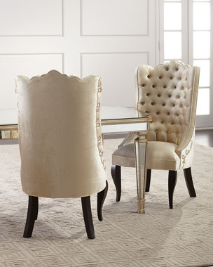 47f7b322237 Dining Chairs at Neiman Marcus