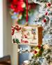 Christmas Postcard Christmas Ornament