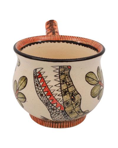 Croc Mug