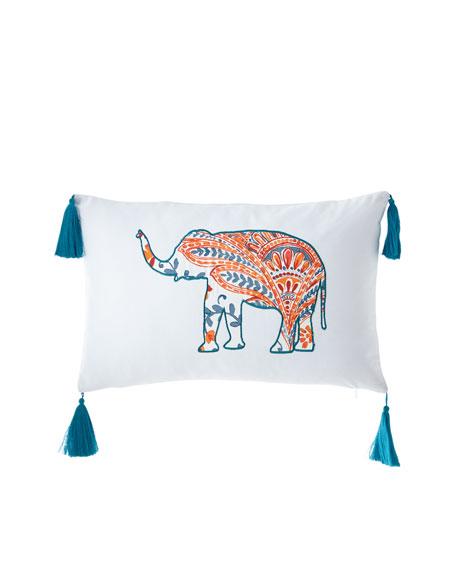 Design Source Elephant Pillow