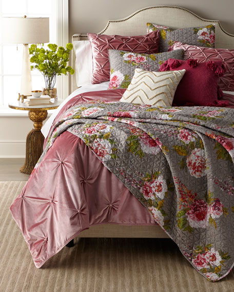 Design Source Georgina King Quilt Set
