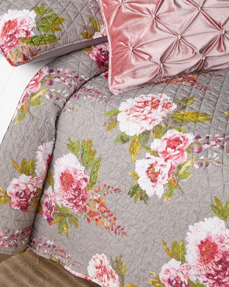 Design Source Lyla 3-Piece Queen Quilt Set