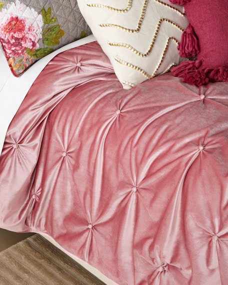 Design Source Georgina Queen Quilt Set