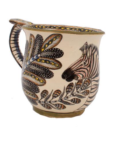 Zebra Plain Mug