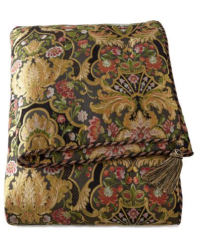 King Gustone 3-Piece Comforter Set