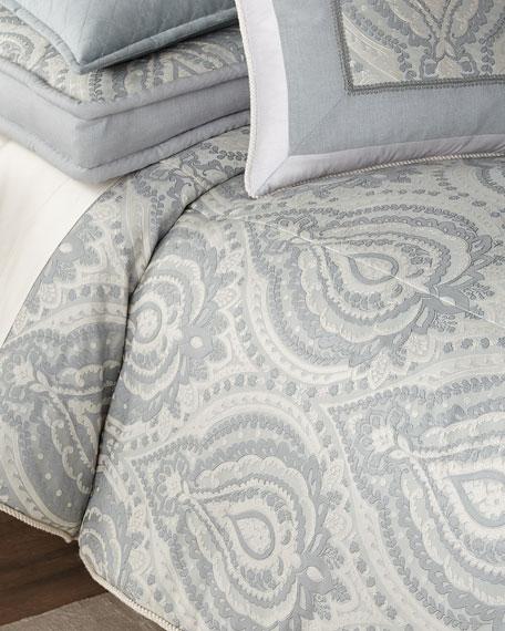 Austin Horn Collection Hannah 3-Piece Queen Comforter Set