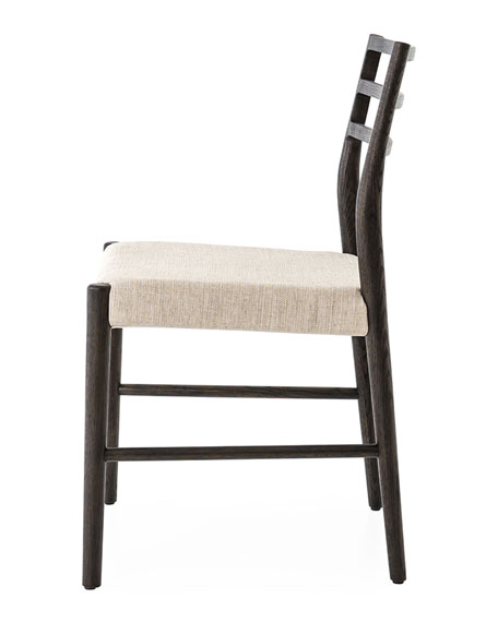 Ladder Back Dining Side Chair