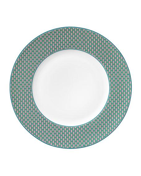 Hermès Tie Set Dinner Plate