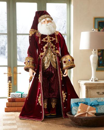 Gifts Santa Figure  32