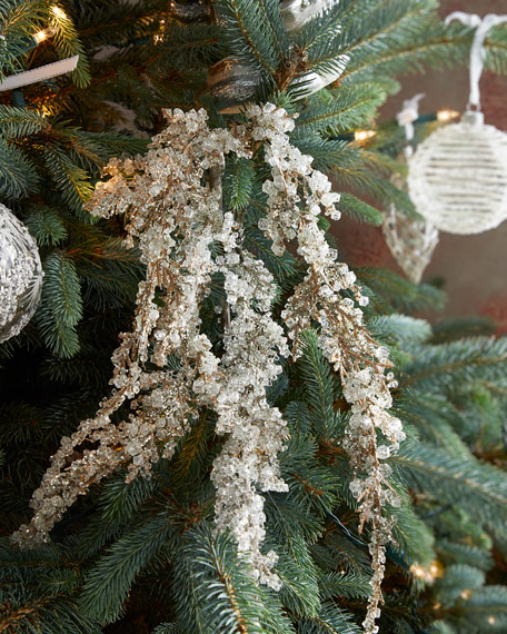 Katherine's Collection Icy Weeping Willow Stem