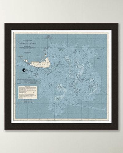 Chart of Nantucket