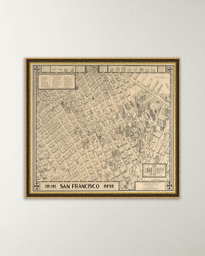 San Francisco Map