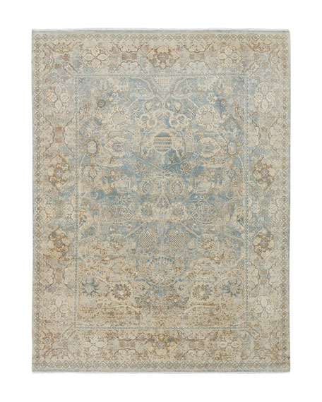 Fulton Hand-Knotted Rug, 9' x 12'