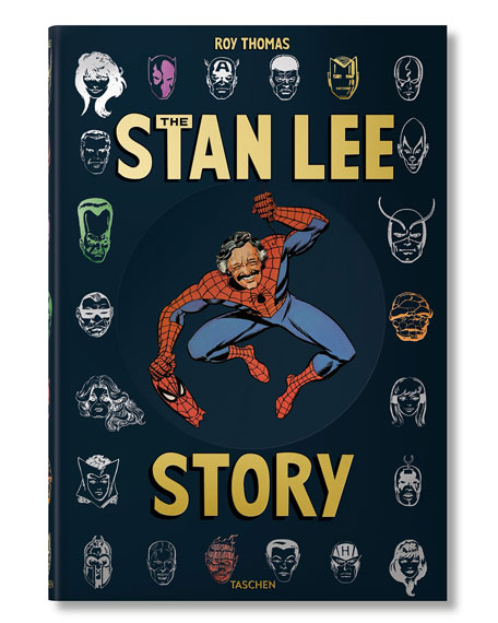 "Image 1 of 2: Taschen ""The Stan Lee Story"" Book"