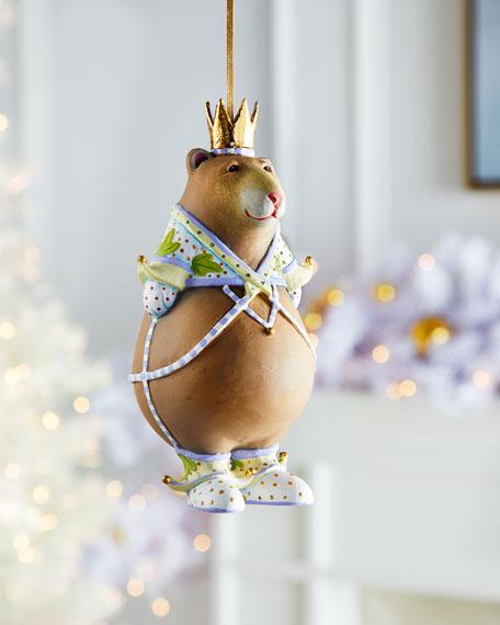 Patience Brewster Albert Bear Ornament